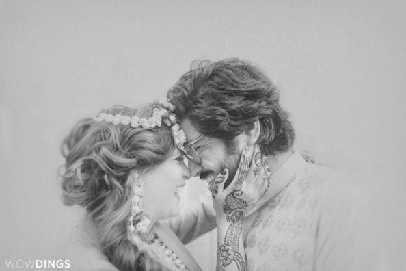 INDO-AMERICAN | INTERRACIAL WEDDING IN DELHI