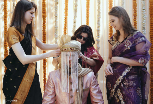 indian czech wedding by wowdings in new delhi030 at hotel diplomat