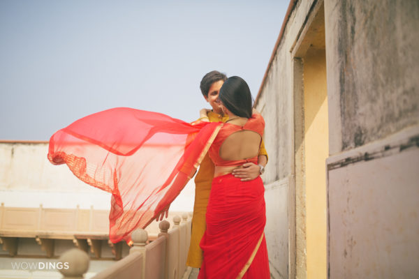 Pre Wedding Photography By WOWDINGS at Alwar