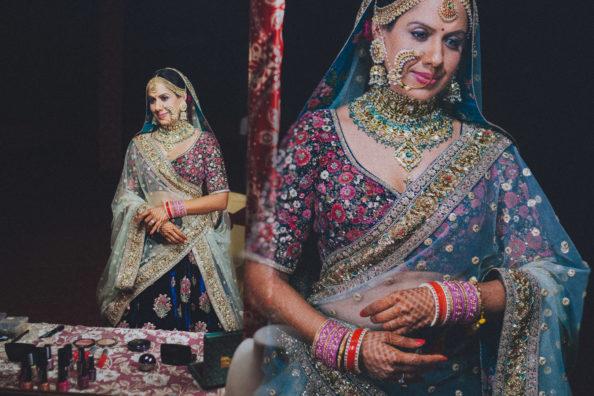 BRIDES OF SABYASACHI – NDTV BAND BAAJA BRIDE