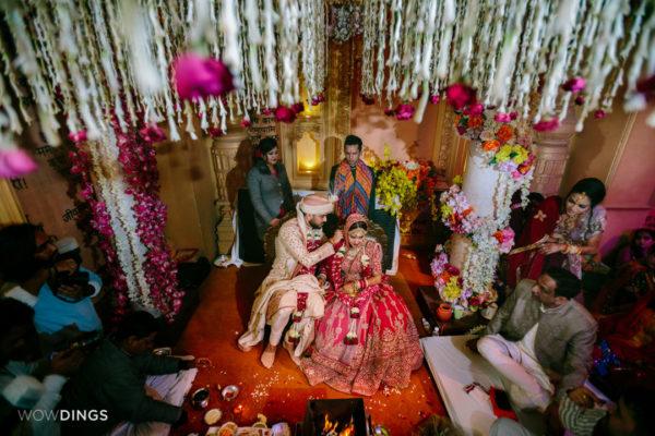 mangalsutra in Garhwali wedding