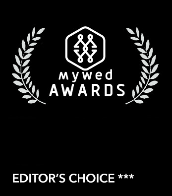 Mywed award editors choice won by wowdings