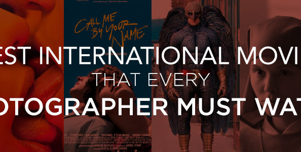 International Movies Every Photographer Must Watch -Part 1