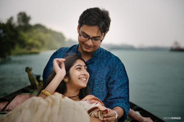 Destination Bengali Pre-wedding in Kolkata