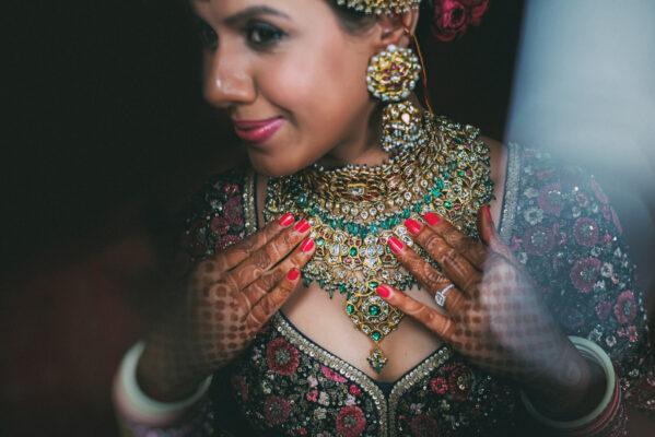 Band Baaja Bride Sabyasachi