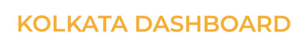 Kolkata dashboard Covid help and resources