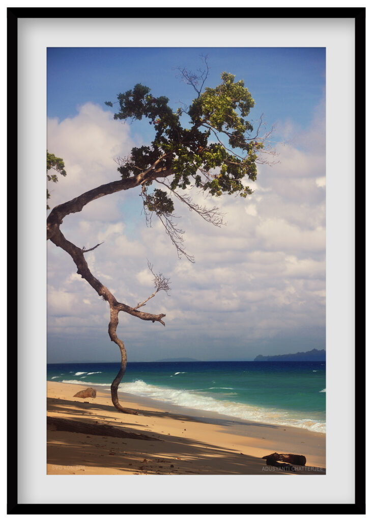 travel photography of andaman island