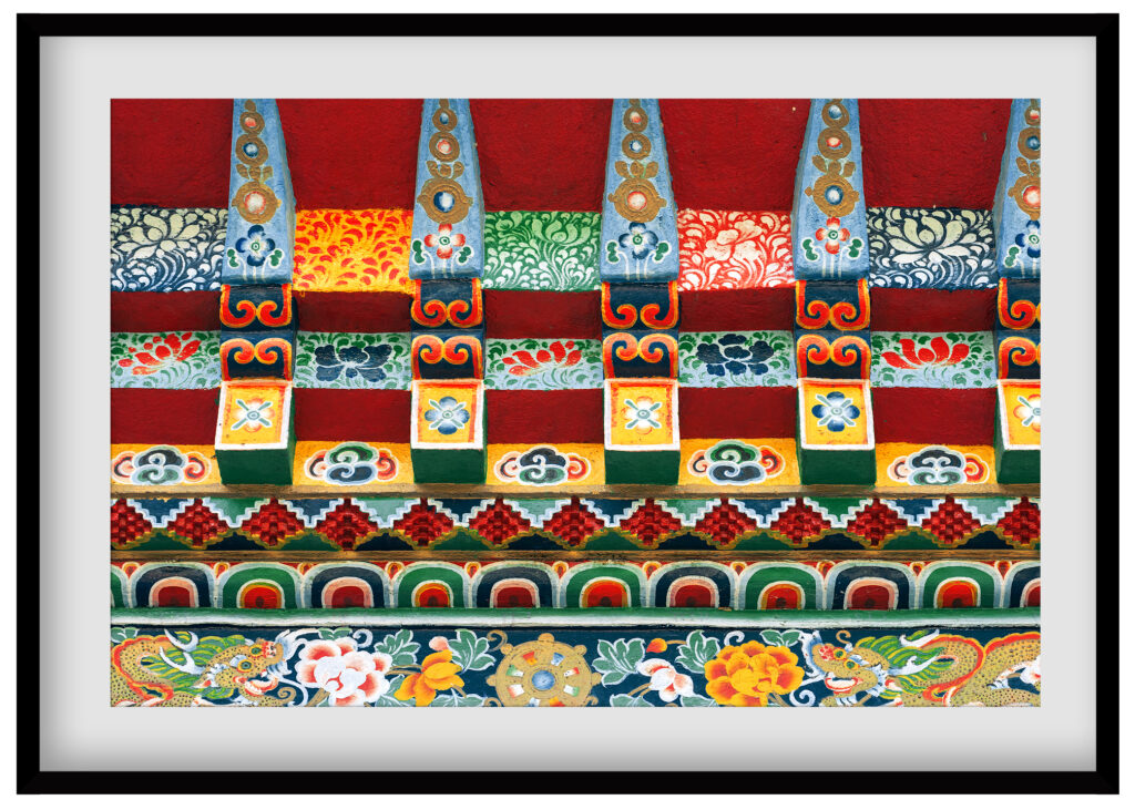 traditional architecture design of sikkim