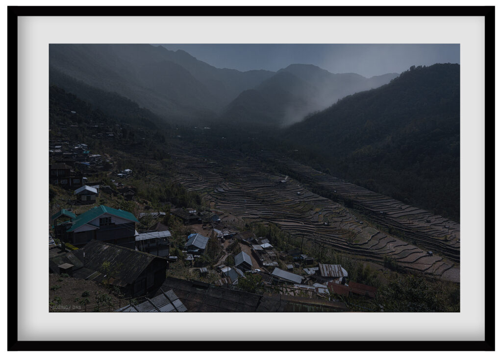 travel photography and documentary prints of nagaland