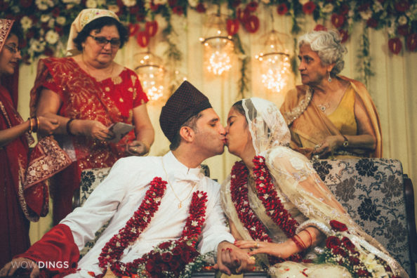 TRADITIONAL PARSI WEDDING IN MUMBAI