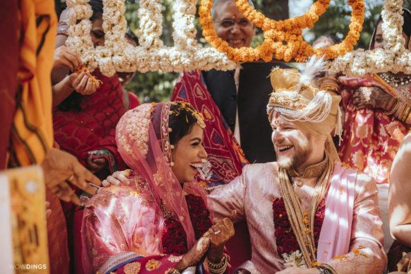 INDO-CZECH   INTERCULTURAL WEDDING IN DELHI