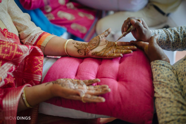 Destination wedding photography by WOWDINGS at Maleodganj