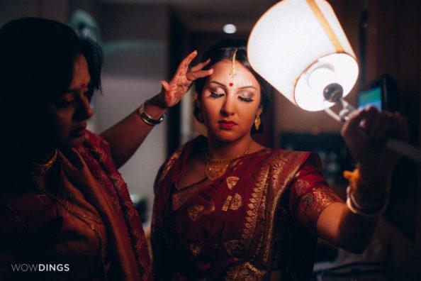 INDO-WESTERN CROSS-CULTURAL WEDDING IN DELHI