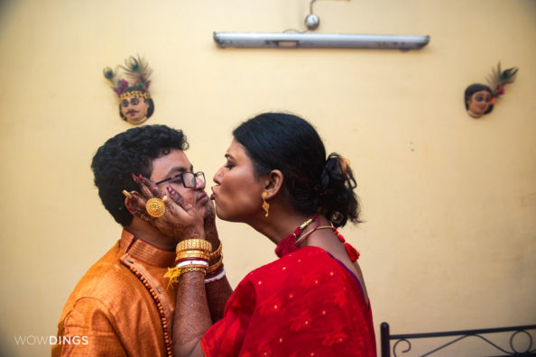 An untold story of the First Transgender Wedding in Kolkata