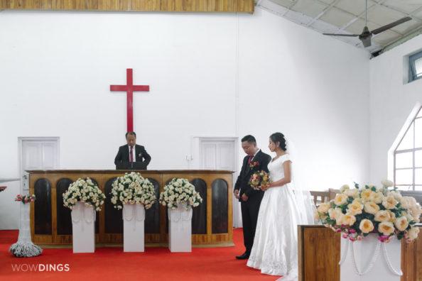CHRISTIAN WEDDING IN NAGALAND