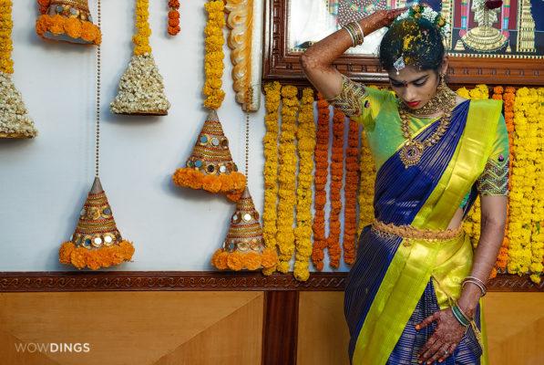 telugu bride Wedding Photography