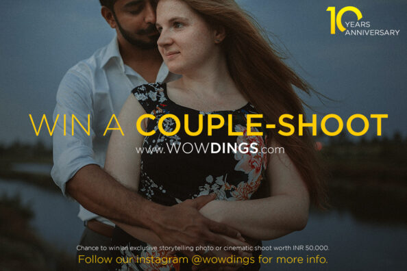 Win a Free Couple Shoot!
