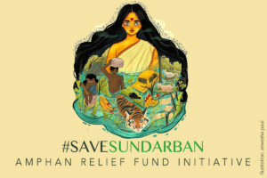 Amphan relief fund for sundarban wowdings inititive