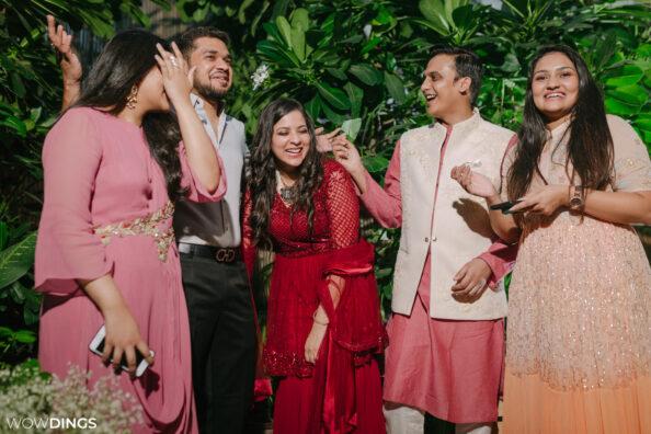 Intimate Roka Ceremony at Greater Kailash, New Delhi